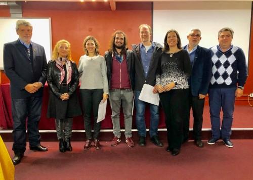 Una importante jornada de Ciencias Informática y jura se realizó en Mar del Plata