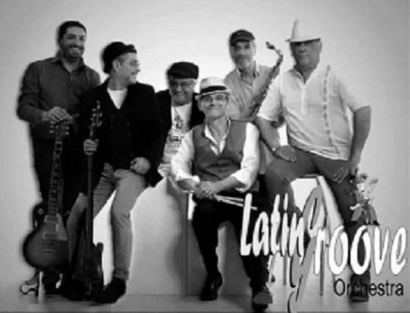 Latin Groove Orchestra: Actuación el viernes 3 de noviembre en el Colegio de Escribanos
