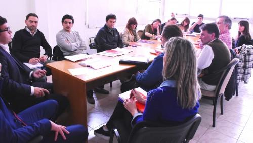 Comenzó la segunda Capacitación en Práctica Procesal del año en La Plata