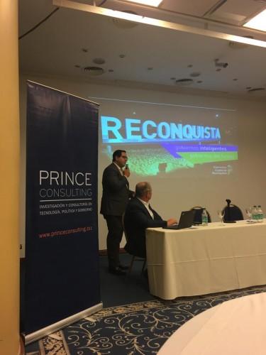 Prince Consulting: Se realizó el XVI Foro de Gobierno y Ciudades Digitales