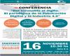Conferencia del Dr. Eduardo Vendrell - Organiza LINTI - UNLP
