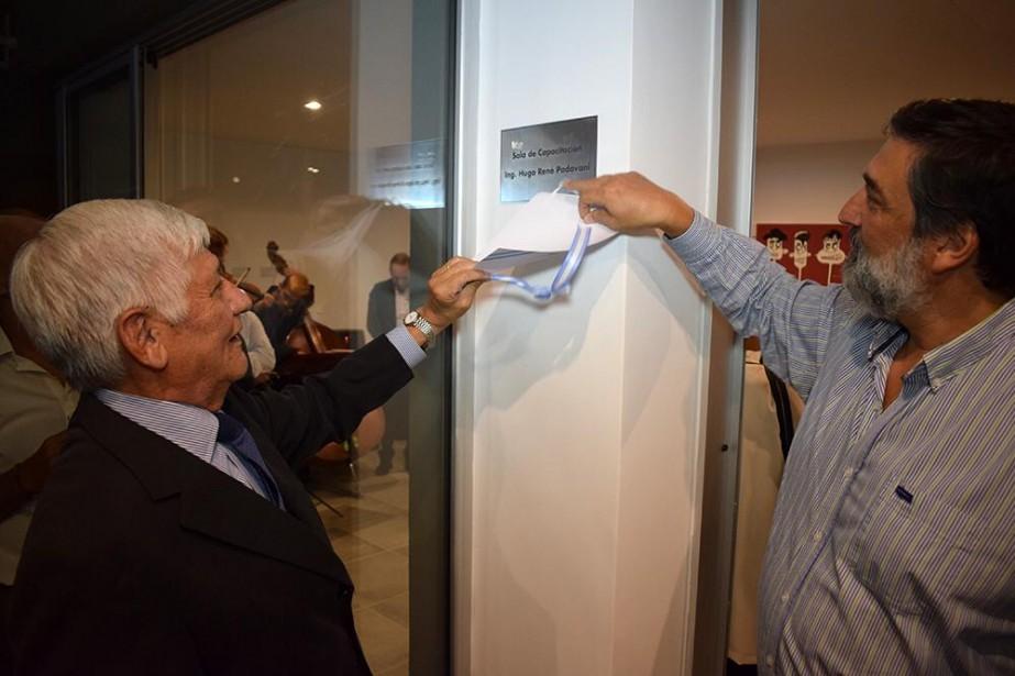 La Comisión Directiva de CPCIBA lamenta el fallecimiento del ingeniero Hugo Padovani