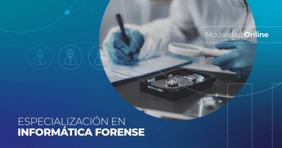 Informática Forense: Abierta la inscripción con posibilidad de descuentos